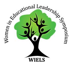 Women in Educational Leadership Symposium tree logo